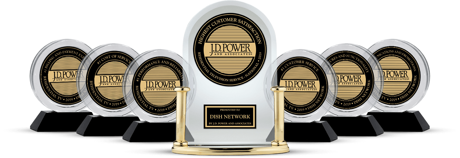 DISH Customer Satisfaction - Ranked #1 by JD Power - John's Satellite in Mt. Shasta, California - DISH Authorized Retailer